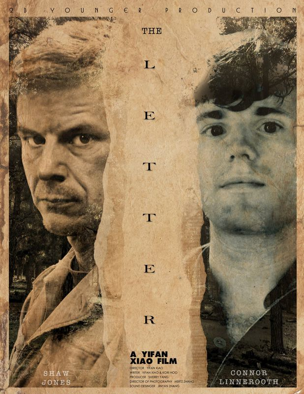 Letter Poster